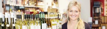 Kasseapparat til Vinhandel & Delikatessebutikker